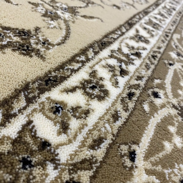 Класически килим – Класик 4174 Бежов - детайл - 2