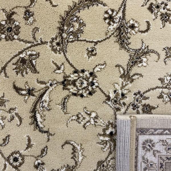 Класически килим – Класик 4174 Бежов - детайл - 3