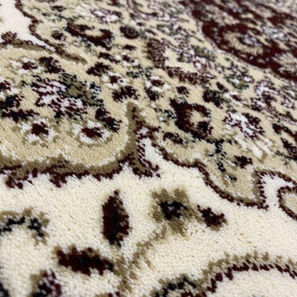 Класически килим – Класик 4176 Крем/Червен - детайл - 2
